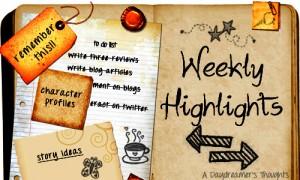 weekly highlights