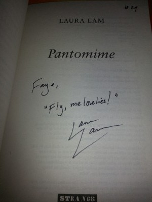 signed pantomime