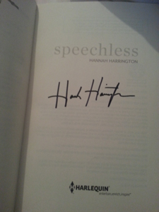 Signed Speechless
