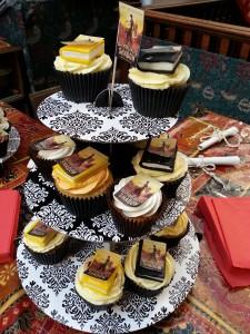 Oathbreakers Cupcakes