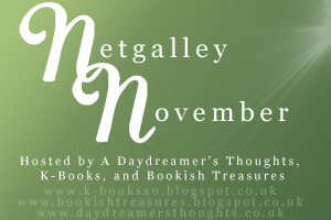Mom's Small Victories goals for Netgalley November