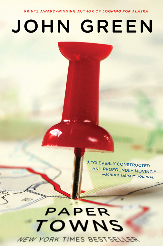 Paper Towns (book)