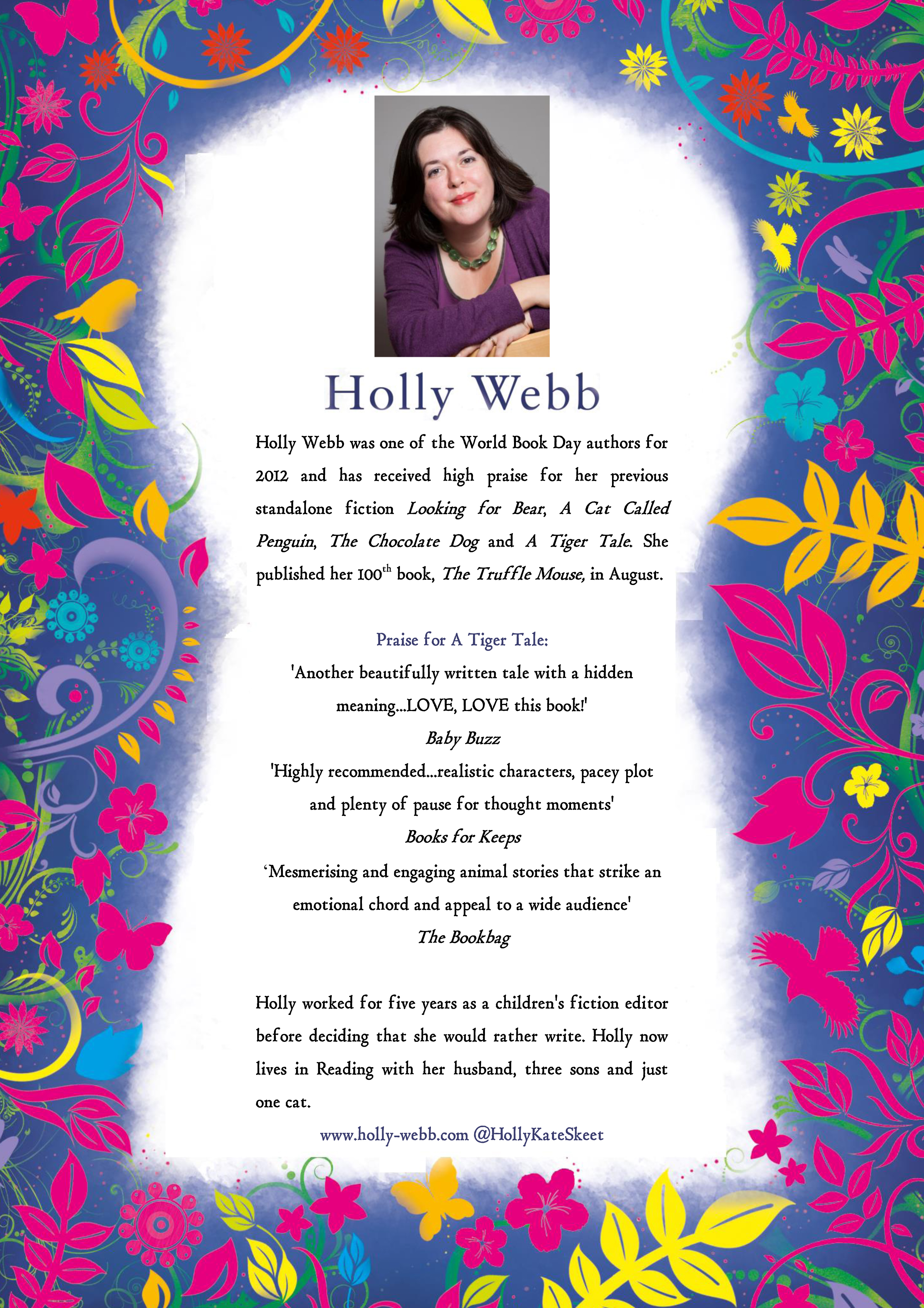 Blog Tour Return To The Secret Garden By Holly Webb A