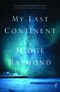 My Last Continent - Jacket Image
