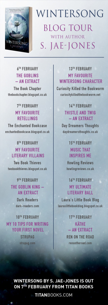 WINTERSONG blog tour