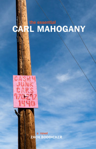 Carl Mahogany Cover