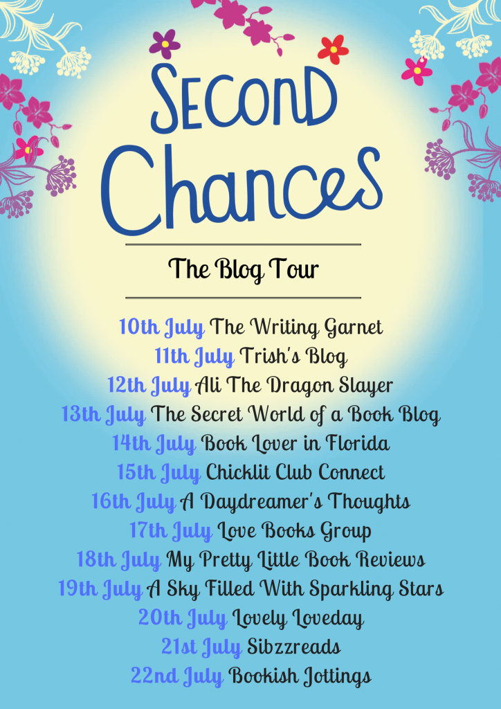 Second Chances - The Blog Tour