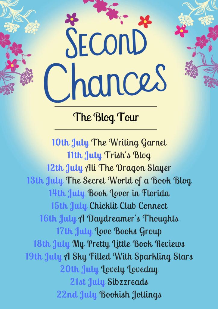 Second Chances - The Blog Tour