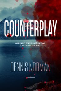 Cover for Counterplay by author Dennis Norman